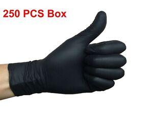 Nitrile Gloves, Powder Free Multi-Purpose Latex Free Gloves, Guantes, XLARGE