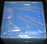 Quantum DLTtape III 15/30GB 1/2-Inch DLT Tape Cartridge Pack of 7 New Old Stock