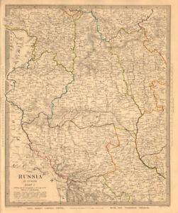 Eastern Europe Vilna Grodno Volhynia Podoiva Minsk Kiev Smolensk