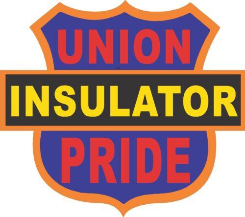 CI-19 Insulator union pride shield