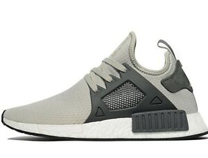 Adidas originali nmd rt ® (uomini uk 46 euro) sesamo grey