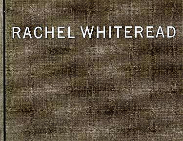 Rachel Whiteread Hardcover Rachel Whiteread