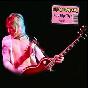 Mick Ronson-just like this VINILE LP NUOVO