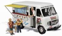 Woodland Scenics Auto Scene Ike's Ice Cream Truck N Scale Vehicle