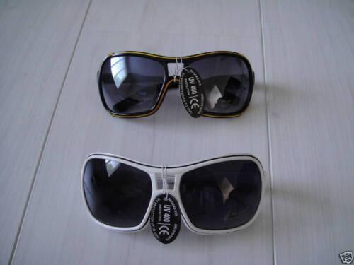 white yellow retro 80/'s sunglasses UV400 Fancy Dress
