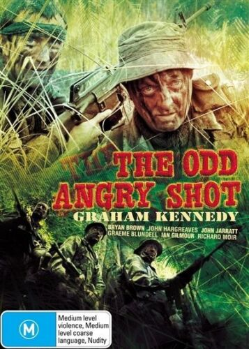 1 of 1 - The Odd Angry Shot  DVD - REGION 4