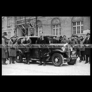 pha-027552-Photo-H-BATTU-CITROEN-RALLYE-MONTE-CARLO-1933-Car-Auto