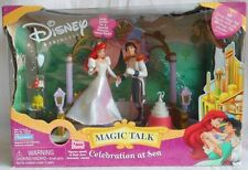 Disney Princess The Little Mermaid Magic Talk Celebration at Sea . New !!!!