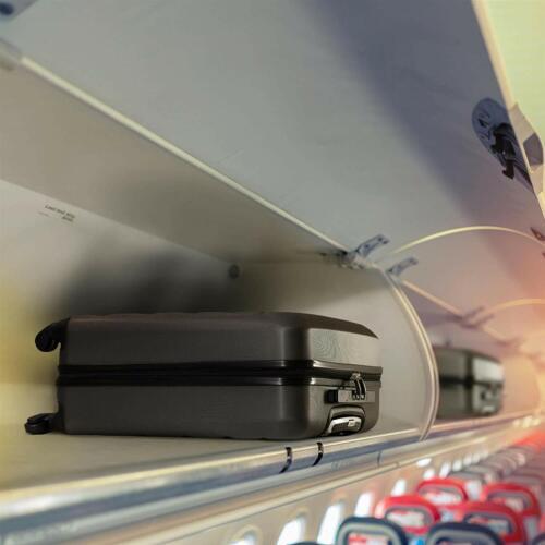 Aerolite Ryanair Easyjet Cabin Carry On Coque rigide main sac de cabine valise