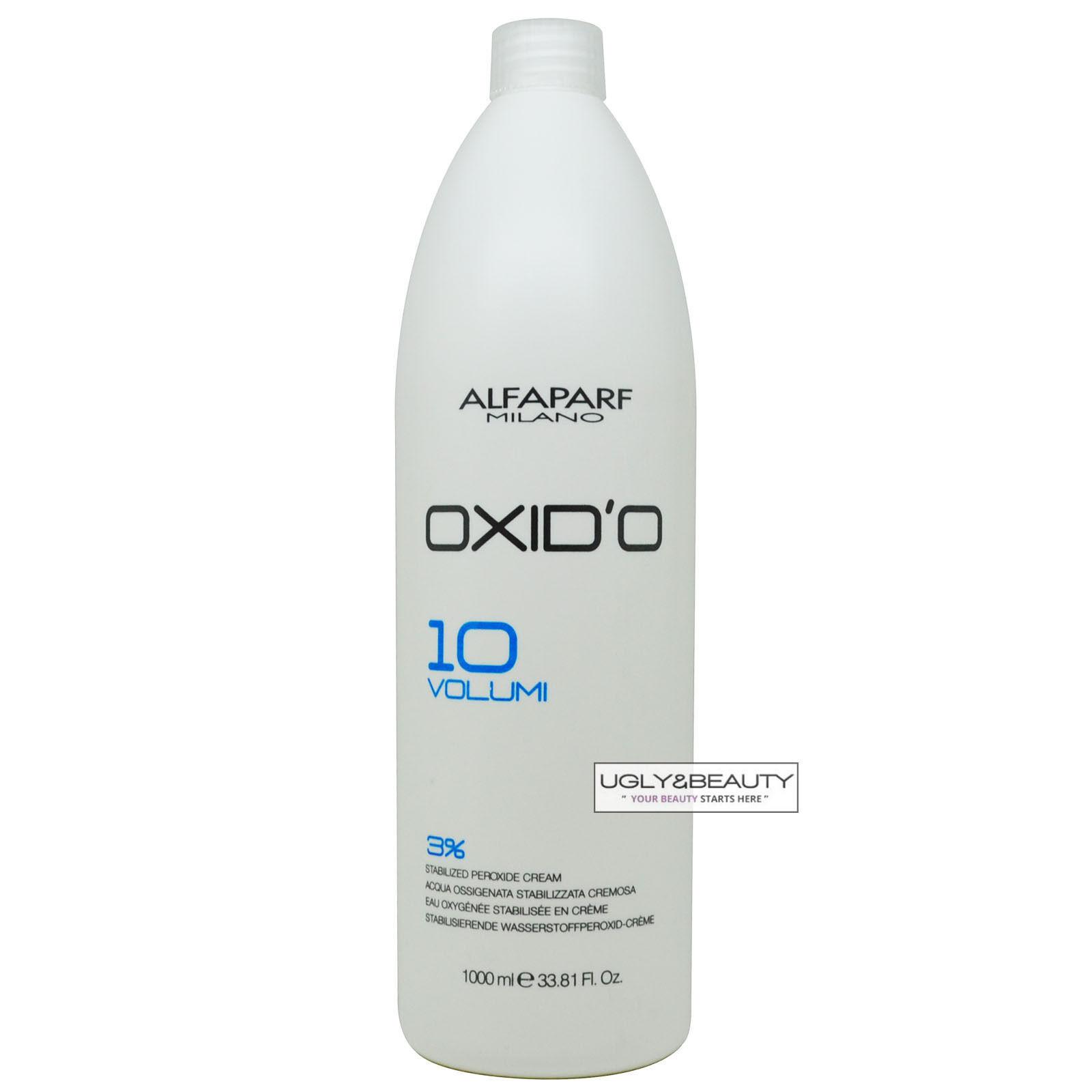 Alfaparf Milano Oxido 10 Volume 3 Peroxide Cream Developer 3382