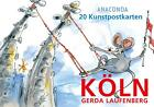 Postkartenbuch Köln (2016, Taschenbuch)