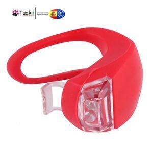 MTB-LED-silicona-Bicicleta-Bicicleta-Ciclismo-lampara-luz-Frontal-seguridad