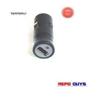 TomTom-USB-Car-Charger-Head-Input-12-24-Output-5V-Go-Live-Via-One-100-Genuine