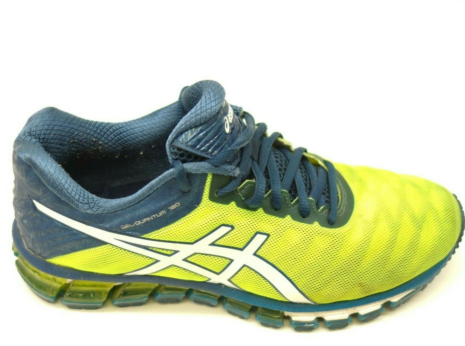 Asics US 7 Gel-Quantum 180 T5J2N Athletic Training Running Mens shoes