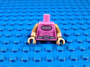 LEGO-MINIFIGURES SERIES THE BATMAN MOVIE X 1 LEGS FOR PINK POWER BAT-GIRL PARTS