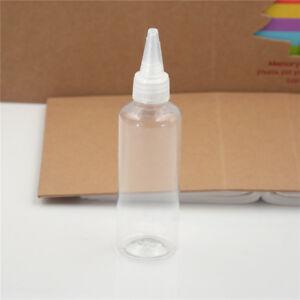 100ml-Empty-Dropper-Plastic-Tip-Bottle-Graffiti-Painting-Separate-Pigmen-HTOPFR