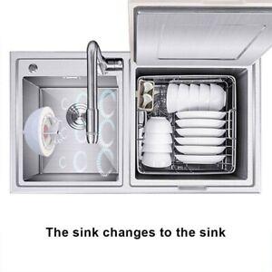 Dishwasher USB IP67 Mini Waterproof Kitchen Vegetable Fruits Cleaning Dishwasher