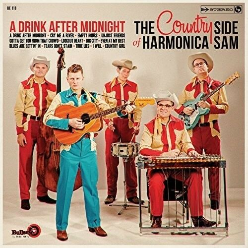 Country Side of Harmonica Sam - Drink After Midnight [New CD] Spain - Import