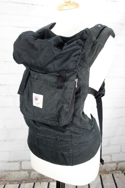 Ergobaby Organic Baby Carrier in Black Model BCO00101 for sale ...