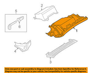 image is loading bmw-oem-09-16-z4-glove-compartment-box-
