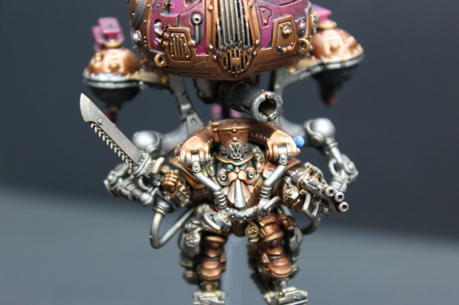 Warhammer kharadron seigneurs Brokk grungsson Pro Painted Made To Order