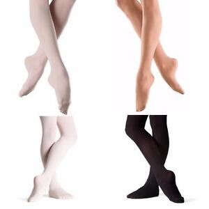 3c7d71e15cf83 Bloch Adult Endura Soft Feel Footed Tights TO920L Professonal Dance ...