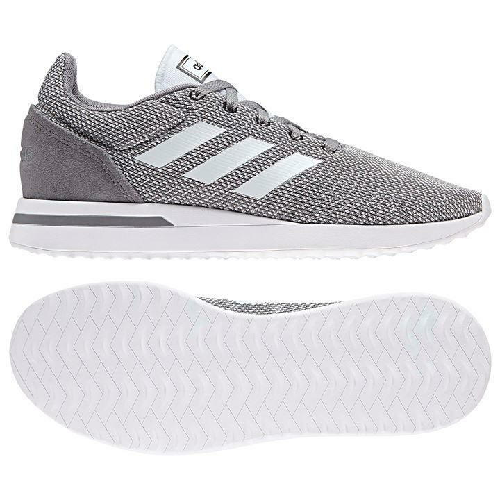 classic fit best service release date Adidas Run 70 S Baskets Homme Homme Homme Neuf Gris Baskets ...