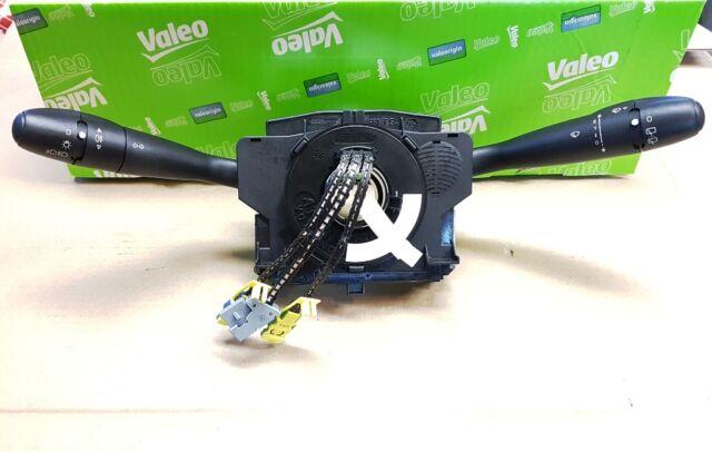 Valeo Steering Column Switch For Citroen Berlingo Saxo Peugeot 106 206 Expert