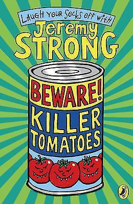 1 of 1 - Beware! Killer Tomatoes, Strong, Jeremy, Excellent Book