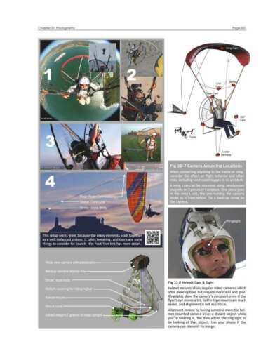 Powered Paragliding ⭐Bible 6 The Ultimate ⭐Paramotor Manual and ⭐ Reference