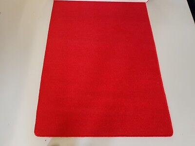 Red Carpet Runner 6m X 1m (come Panna Montata E Completamente Vincolato)- Una Gamma Completa Di Specifiche