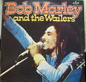 Bob Marley and the Wailers - (press in Poland) - LP - Mikolów, Polska - Bob Marley and the Wailers - (press in Poland) - LP - Mikolów, Polska