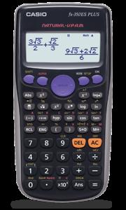 casio scientific calculator fx 350es manual