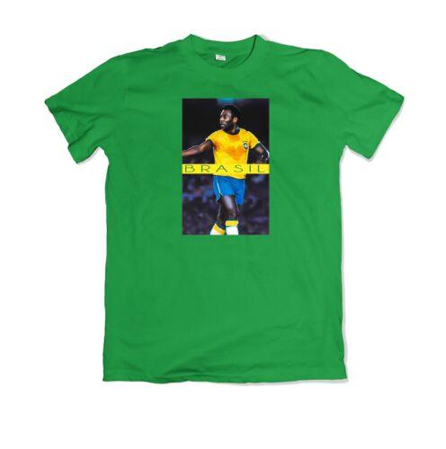 Pele Brasil T-SHIRT