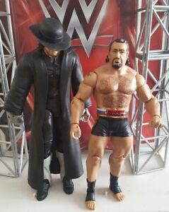 RARE WWE THE UNDERTAKER MATTEL BATTLE PACKS SERIES 33 WRESTLING FIGURE