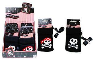 1-x-Handysocke-Handytasche-Pirat-mit-Schluesselband-Lanyard-Tasche-Handy