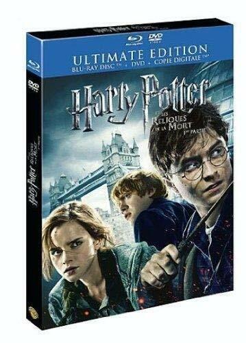 Harry Potter Heiligtümer des Todes Teil 7.1 + 7.2 ( Blu Ray Deutscher Ton ) NEU