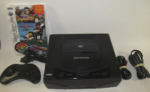 Sega-Saturn-Console-NTSC-Bundle-System-3-NEW-Games-NEW-SAVE-BATTERY