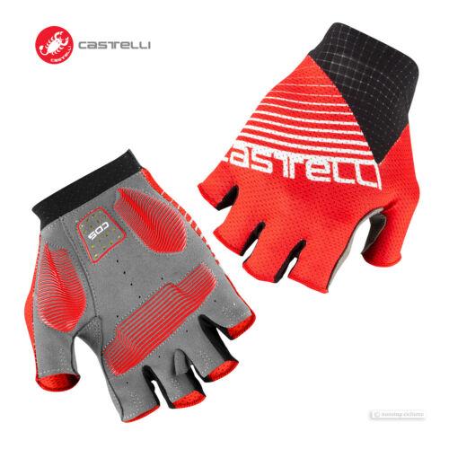 Rouge Nouveau 2020 Castelli COMPETIZIONE été Cyclisme Gants