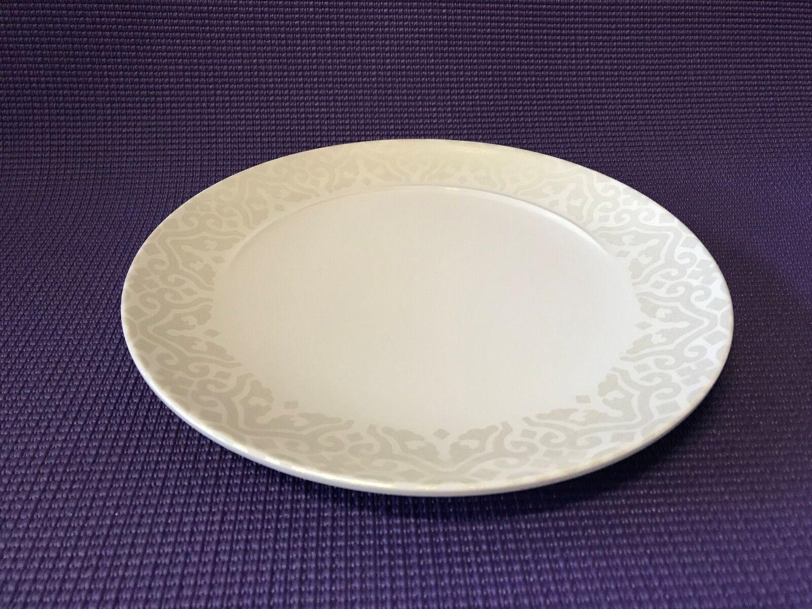Plateful USA 11 INCH Cereal Rice Salad Serving Dinner Plates Melamine set of 10