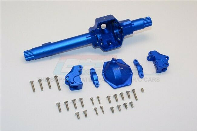 GPM MJ012X F OR R AXLE HOUSING  ASSEMBLY  1 10 AXIAL SMT10 JAM GRAVE DIGGER  i nuovi marchi outlet online