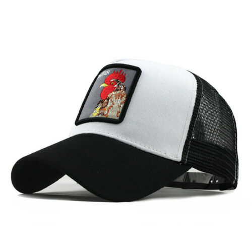 Unisex Men/'s Embroidered Baseball Cap Snapback Hat Hip-Hop Adjustable Bboy Caps