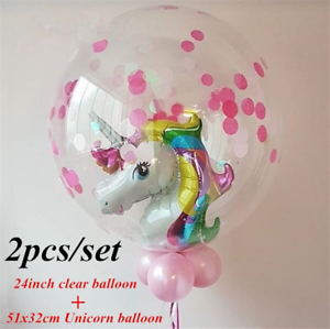 24in-Latex-Balloon-Unicorn-Foil-Balloons-Baby-Shower-Birthday-Party-Decoration