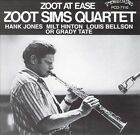 Zoot at Ease by Zoot Sims (CD, Dec-1999, Progressive)
