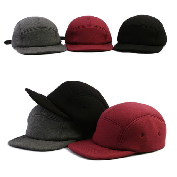 96bf71eeab4 Unisex Mens Womens Mqum Blank Plain Rayon Baseball Cap Camp Cap Winter Hats
