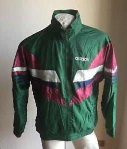 145435de37a1b Caricamento dell immagine in corso Maglia-adidas-gabber-sweatshirt-jacket -chaqueta-vest-jacke-