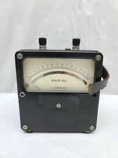 Vintage Weston Zero Corrector Model 430 Torn Strap