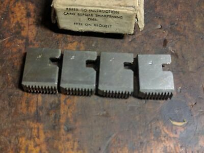 """1//4/"""" Coventry Diehead HSS Chaser ANC UNC UNF UNEF WHIT BSW BSB BRASS METRIC"""