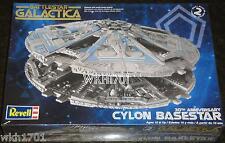 CYLON BASESTAR Model Kit MISB Base Ship Battlestar Galactica 2008 Edition Revell