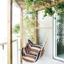 Urban Outfitters Hanging Seat Chair Hammock Swing Macrame Rope